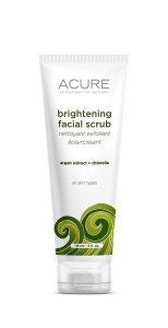 Brightening Scrub Acure