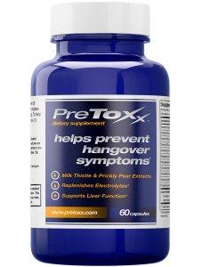 Pretoxx Hangover pills
