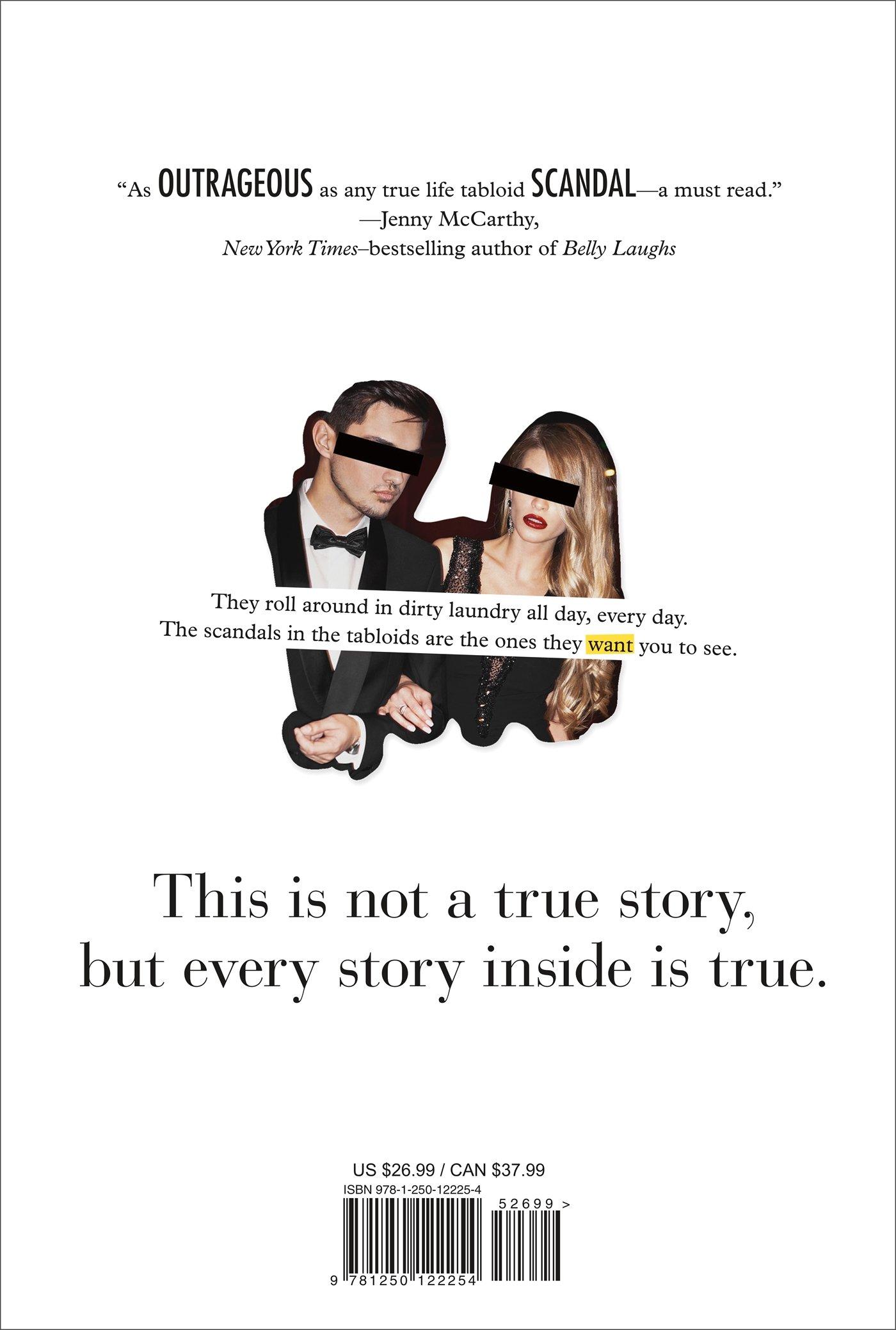 Blind Item book amazon