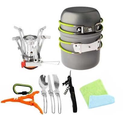 Camping Cutlery Set Amazon