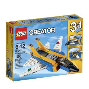 Lego Set Plane