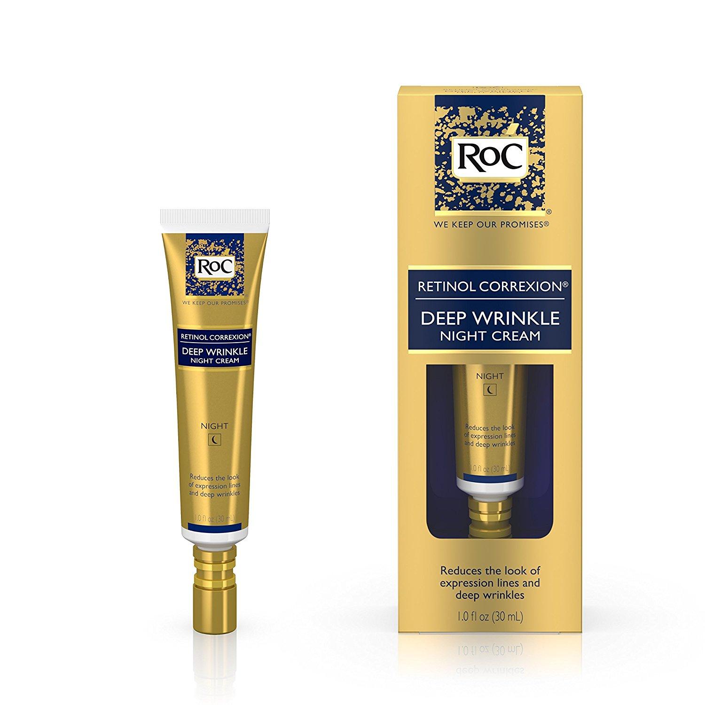 Roc retinol intensive night cream amazon