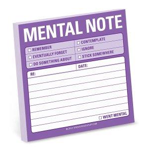 Sticky Notes Knock Knock