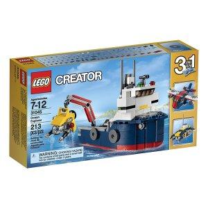 Lego Set Boat