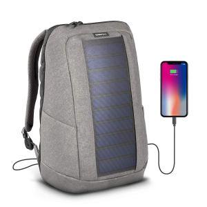 Grey Backpack Men's charger