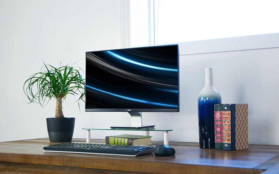 best corner computer monitor stand