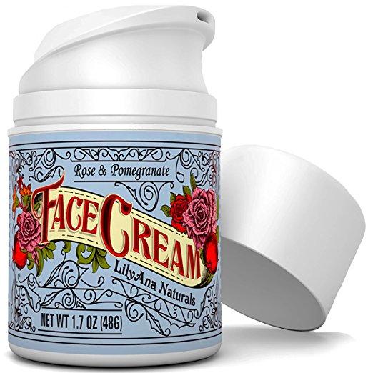 Face Cream LilyAna Naturals