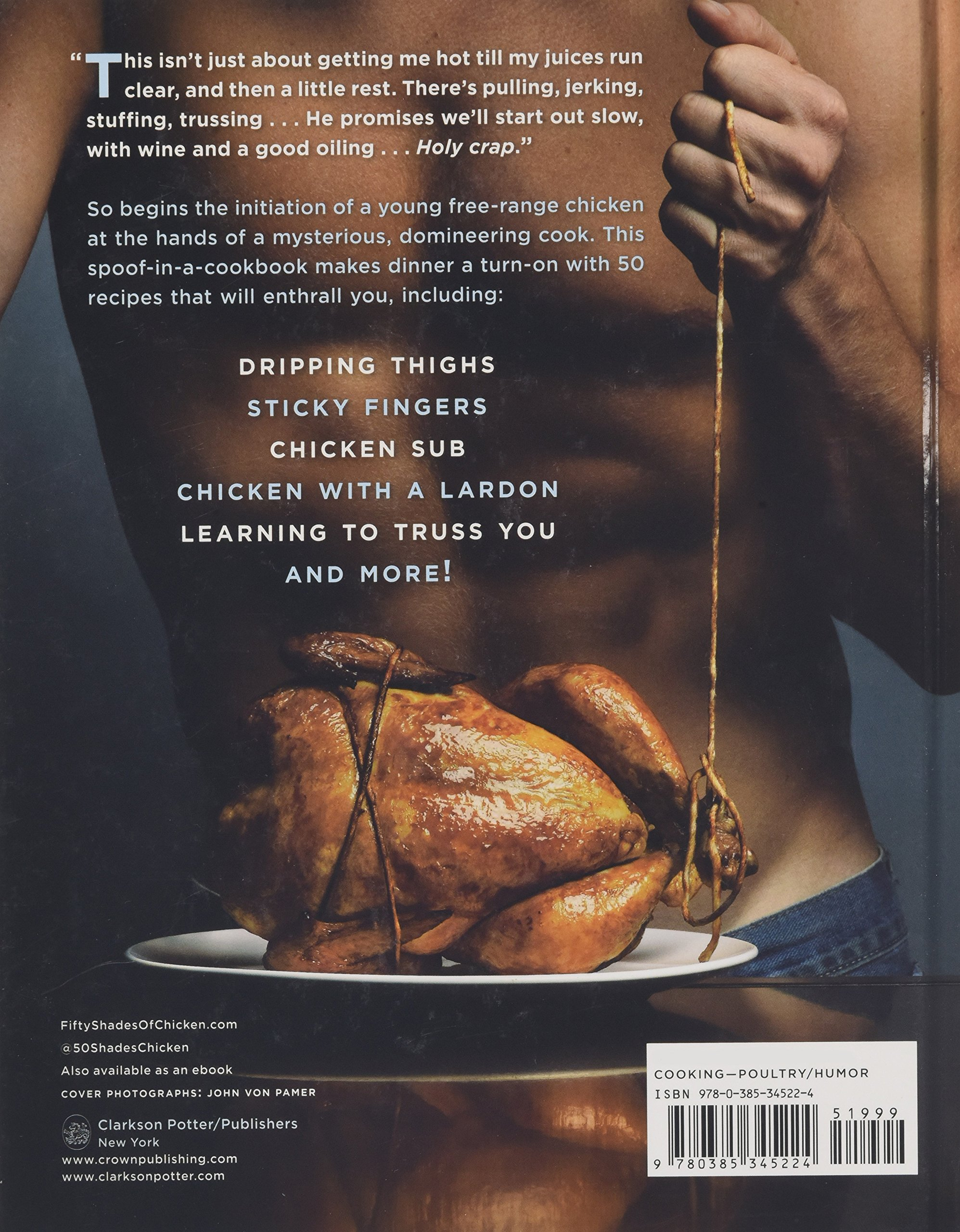 Fifty Shades of Chicken book