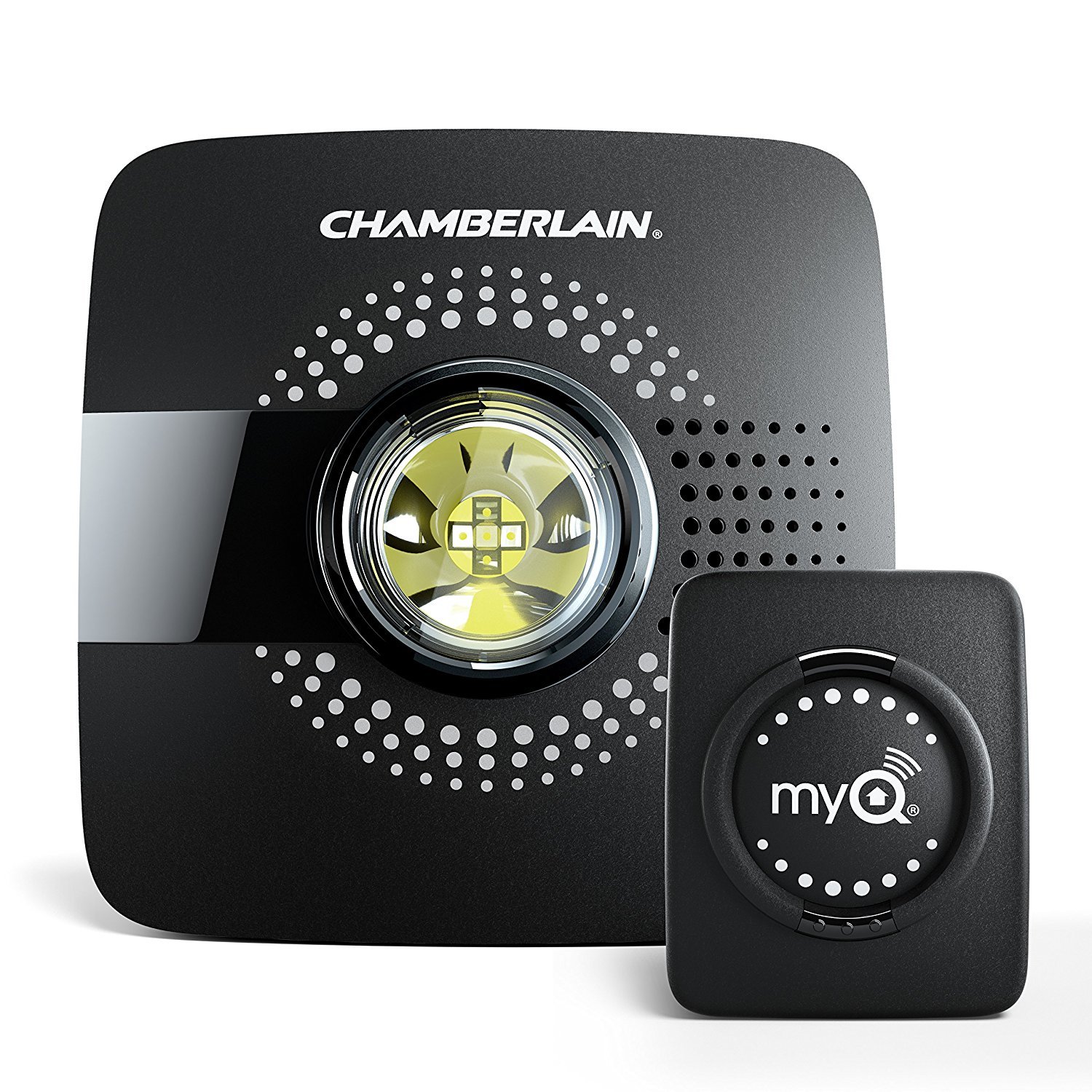 Chamberlin smart garage door opener