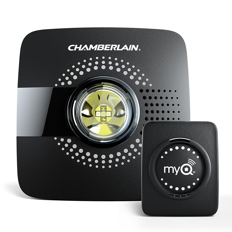 Chamberlin smart garage door opener