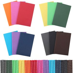 jekkis colorful notebooks