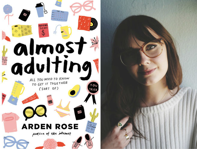 """""""Almost Adulting- All You Need to"""
