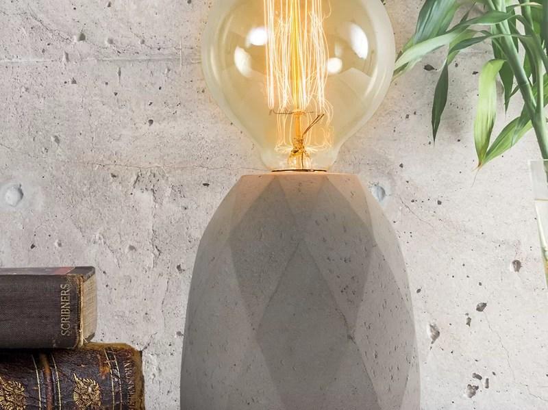 Alyshia Table Lamp Edison Bulb