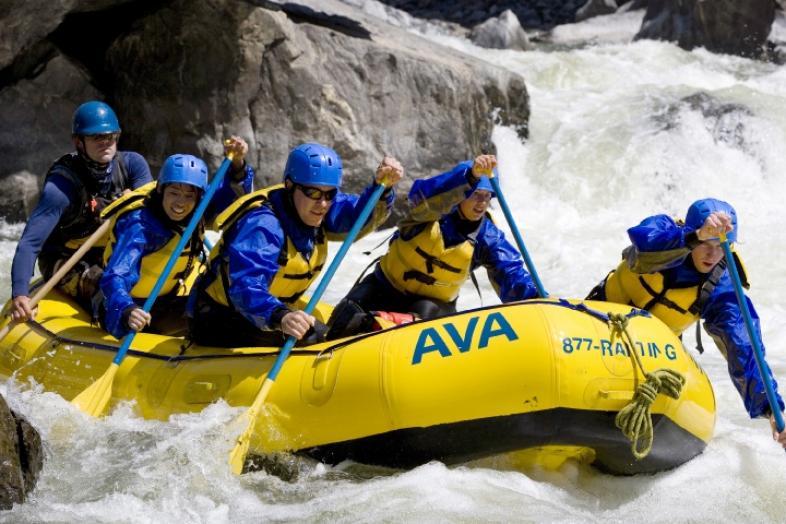 Rafting & Zipline Tour by AVA