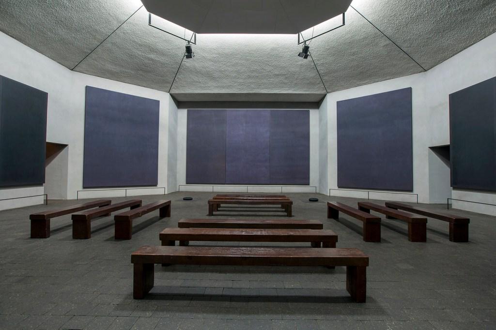 Rothko chapel proposal