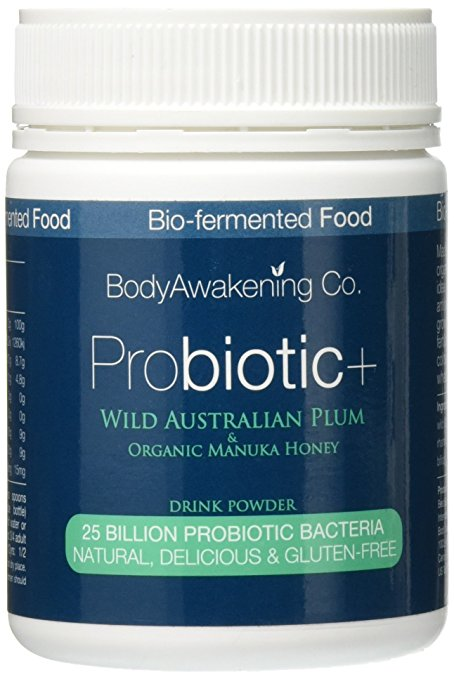 best probiotic digestive system gut health bodyawakening powder drink