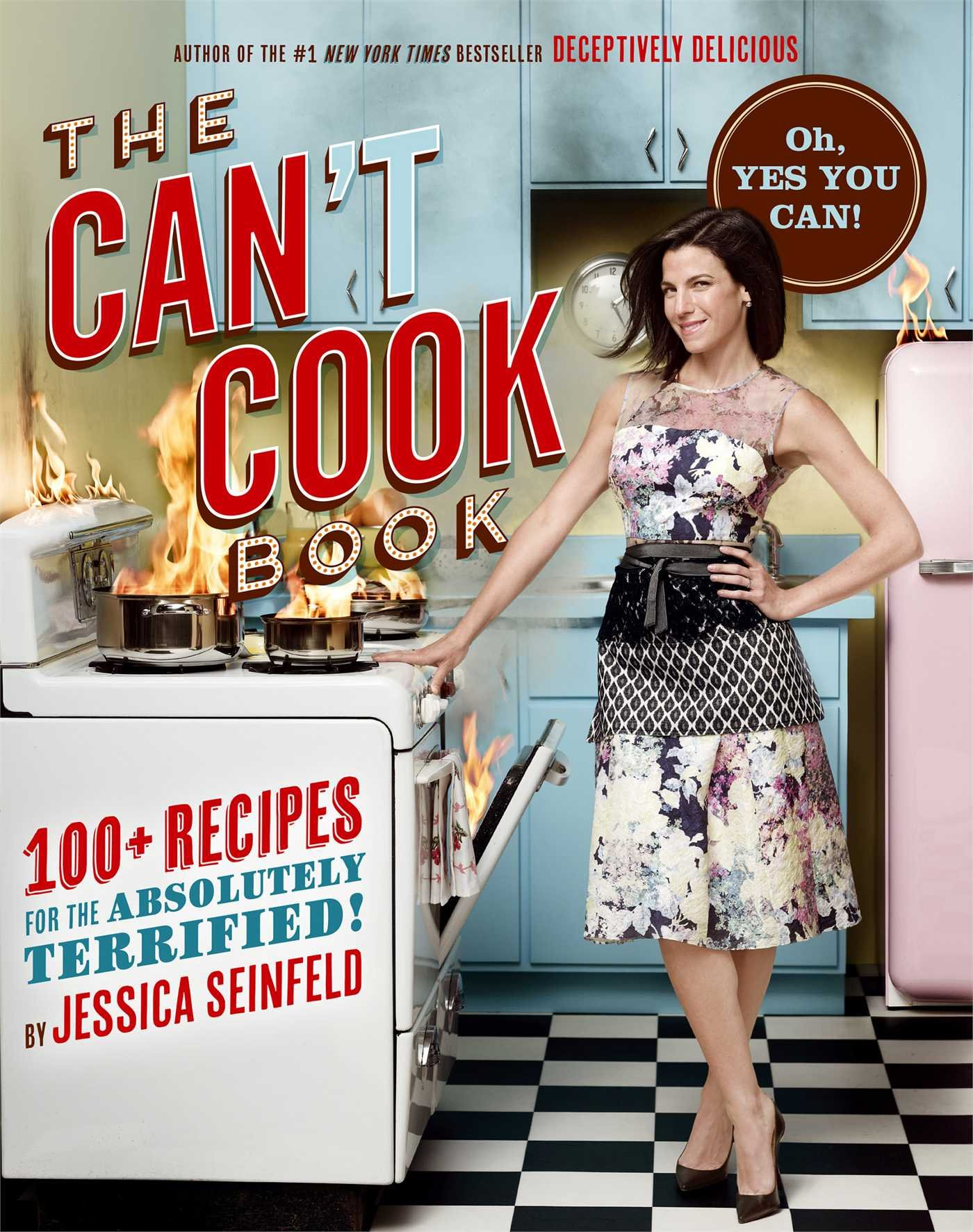 cooking for beginners best cookbooks can't cook jessica seinfeld