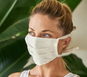 Avocado reusable face masks, best gifts for teachers
