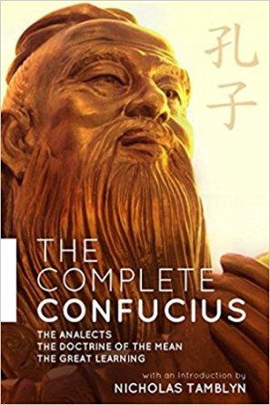 The Complete Confucius book