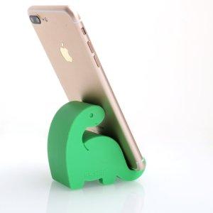 Dinosaur Shape Cell Phone Holder by Plinrise