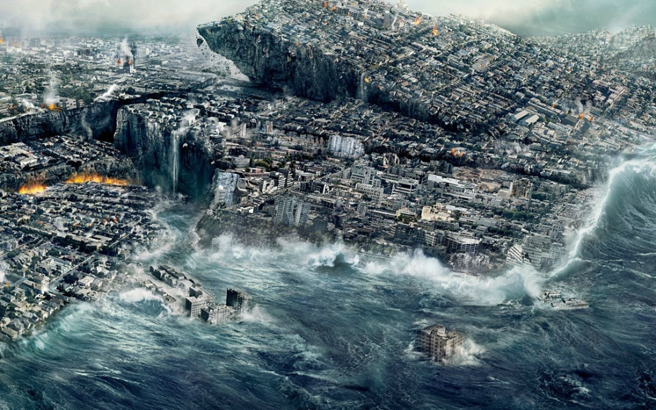 Best Natural Disaster Movies of All Time, From Twister to San Andreas | SPY