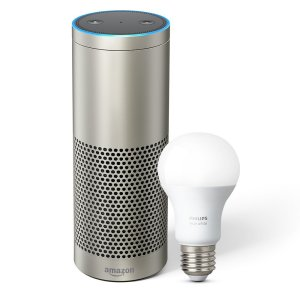 Echo Plus (With a Built-In Smart Hub)