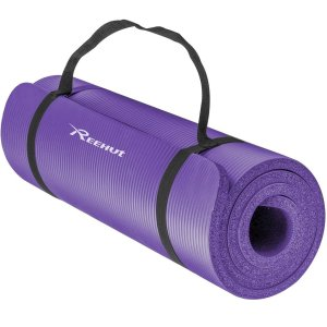 Exercise Yoga Mat by Reehut