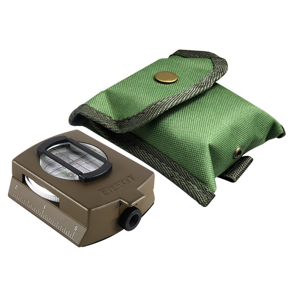 Eyeskey Multifunctional Military style Compass