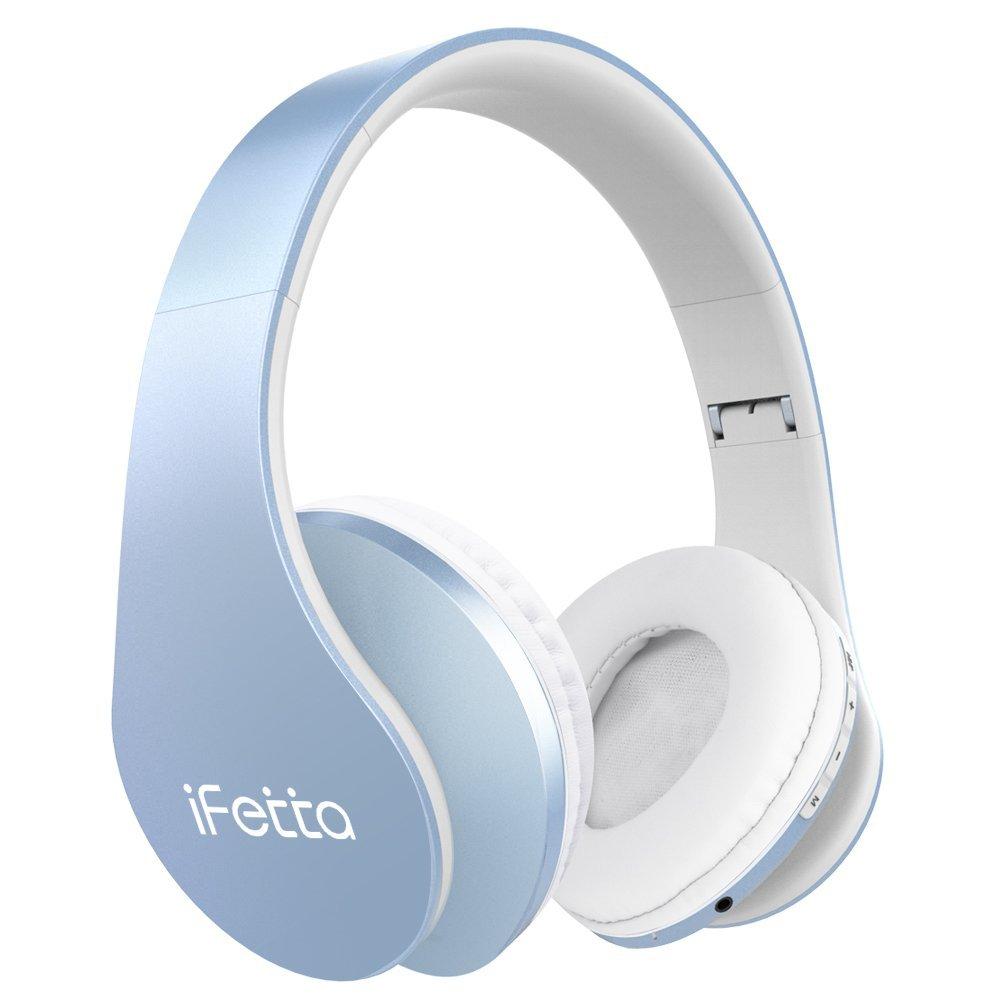 etta Over-Ear Blueooth Headphones
