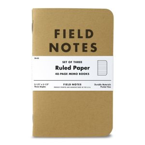 Field Notes 3-Pack