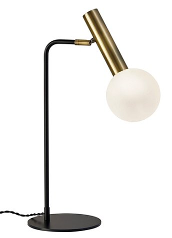 entryway bench best pieces One Kings Lane floor lamp emory antiquated brass