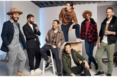 gap x gq 2017 collection