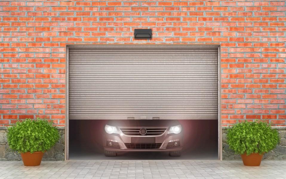 Open Your Garage Door Remotely From