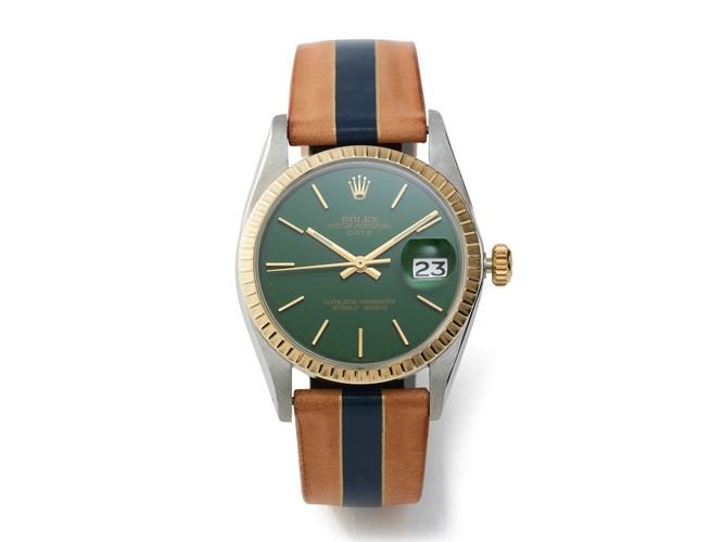 la Californienne Rolex Oyster Perpetual Watch