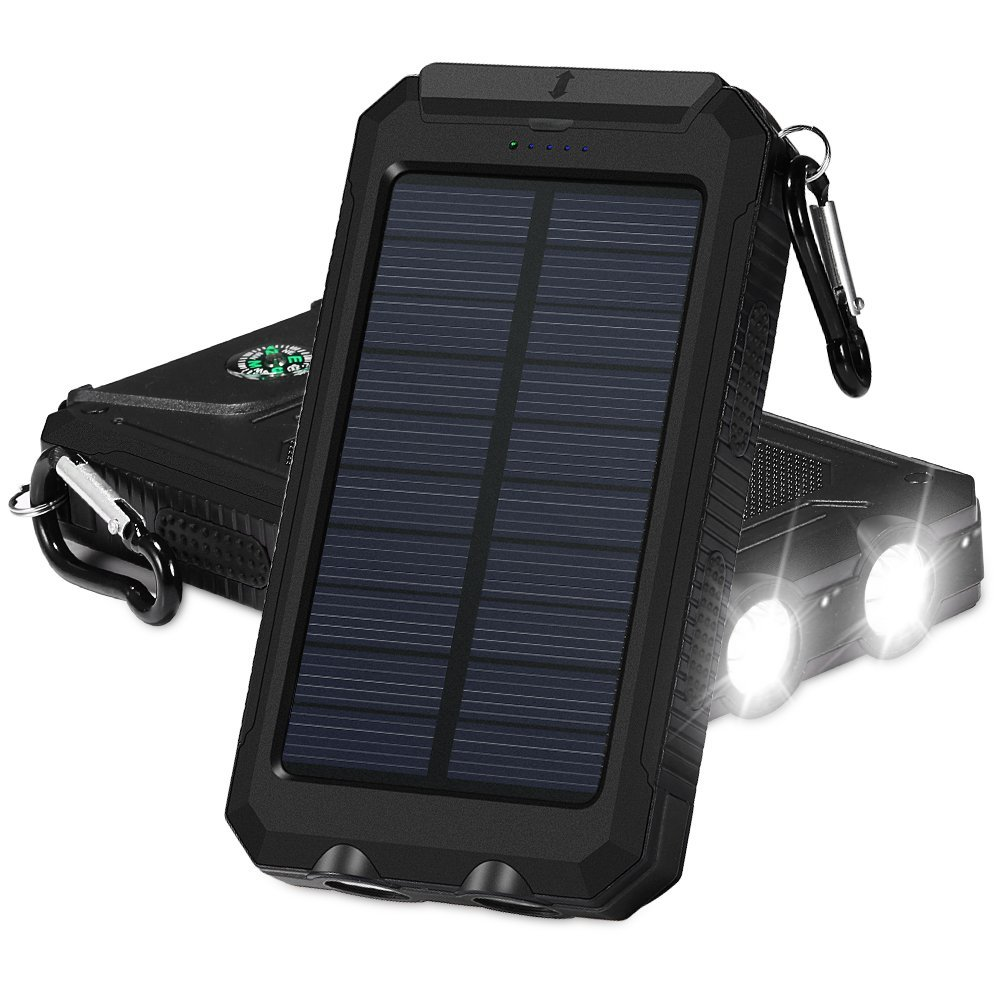 GRDE Solar Charger