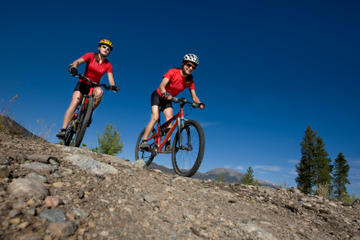 Guided Mountain-Biking Tour of Colorado's Front Range by Denver Adventures