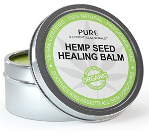 Hemp Seed Healing Balm by Pure & Essential Minerals