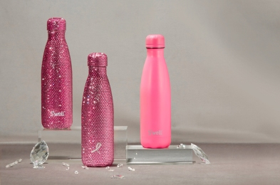 swell breast cancer pink bottle