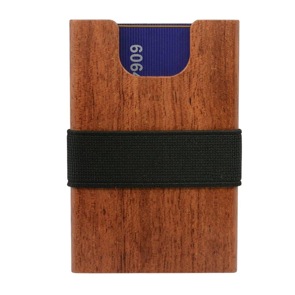iCraft Slim Wooden Wallet
