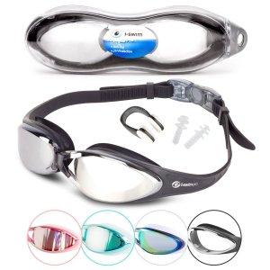 i-Sports Pro Swim Goggles