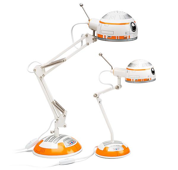 BB-8 Desk Lamp