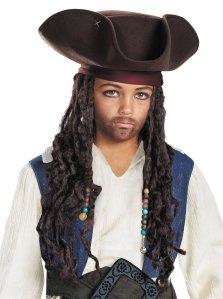Jack Sparrow Kid's costume amazon