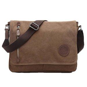 Life Boost Vintage Crossbody Sling Bag