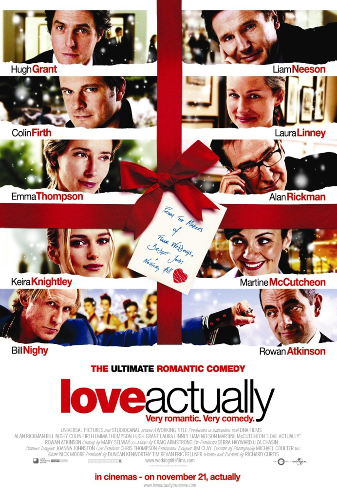 love actually streaming online