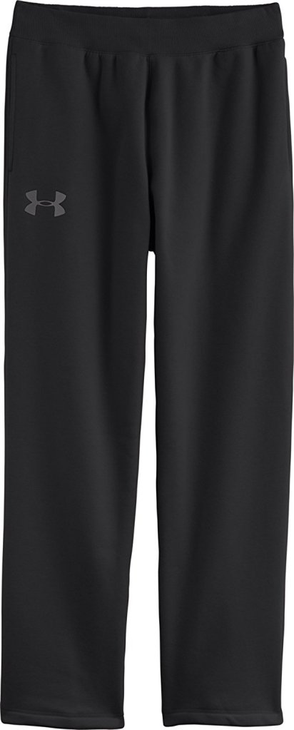 Men's Rival Fleece Pants by Under Armour