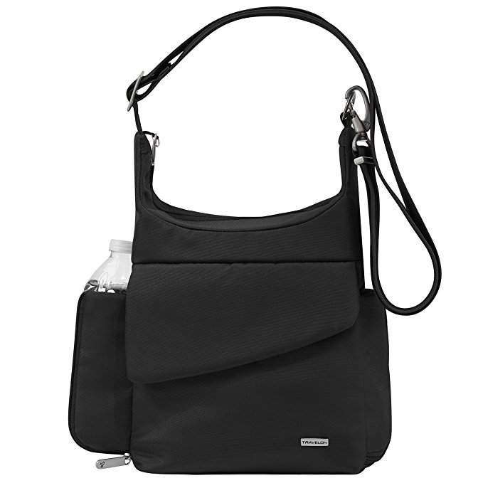 anti theft backpack travel safe bags travelon messenger bag