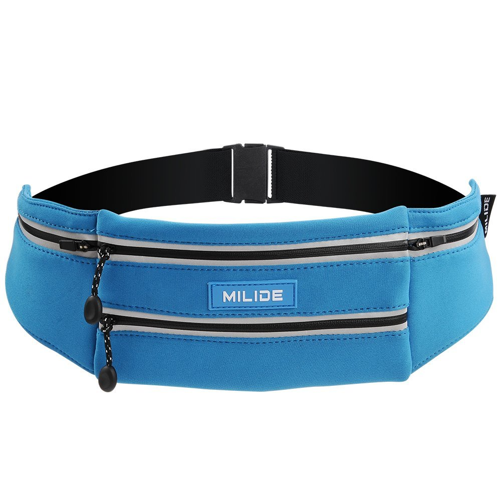 running band 7 best carry essentials on the run milide belt