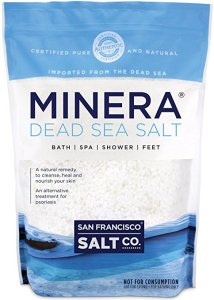 Minera Dead Sea Salt by San Francisco Salt Co.