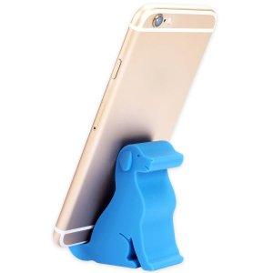 Mini Puppy Dog Shape Phone Holder by Plinrise