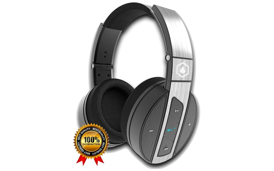 Modern Portable Bluetooth Headphones